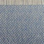 Plaited Twill on D2T Threading, on Loom
