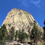 Devil's Tower, Wyoming, 8-13