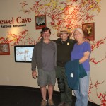 After Our Tour of Jewel Cave, 8-13