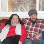 Eric and Veronia (12/24/14)