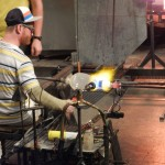 Hot Shop at Tacoma Museum of Glass