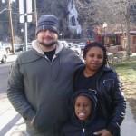 Michael, Shanniqua, and Demarko