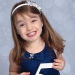 Phoebe at 5