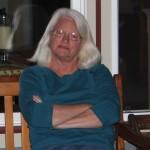 Tina at Linda Scheiber's, Cowichan Bay