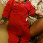 Miranda, 4 months old